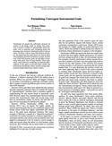Formalizing convergent instrumental goals